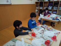 1月6日 凧作り